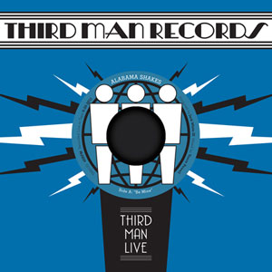THE PEOPLES TEMPLE - LIVE AT THIRD MAN