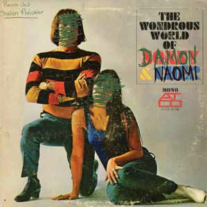 DAMON & NAOMI - THE WONDROUS WORLD OF DAMON & NAOMI (BOOTLEG EDITION)