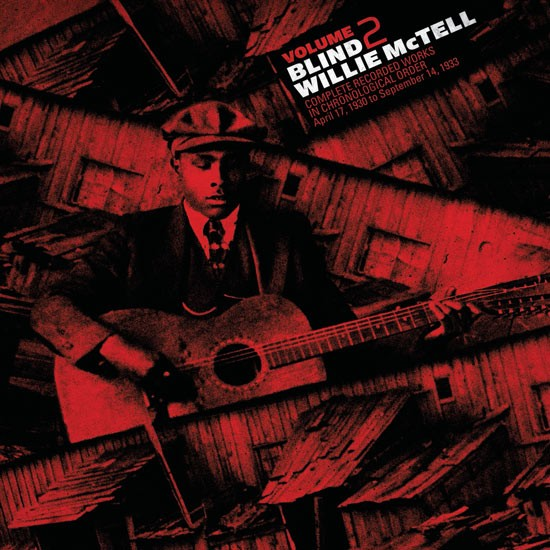 BLIND WILLIE MCTELL - COMPLETE RECORDED WORKS IN CHRONOLOGICAL ORDER VOL: 2