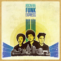 ROCKFIRE FUNK EXPRESS - PEOPLE SAVE THE WORLD B/W ROCKFIRE FUNK EXPRESS