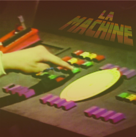 LA MACHINE  - PHASES & REPETITION