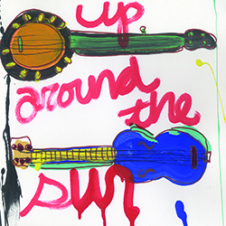 UP AROUND THE SUN - S/T