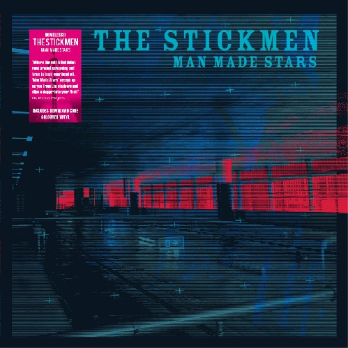 THE STICKMEN - MAN MADE STARS