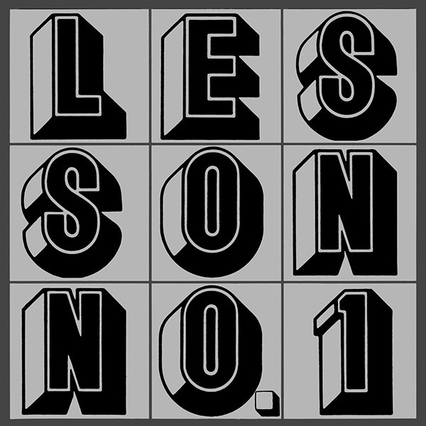 GLENN BRANCA - LESSON NO: 1