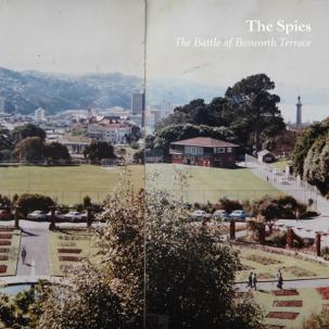 SPIES - THE BATTLE OF BOSWORTH TERRACE
