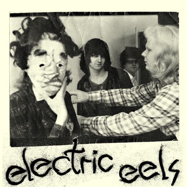 ELECTRIC EELS - JAGUAR RIDE B/W SPLITTERTY SPLAT
