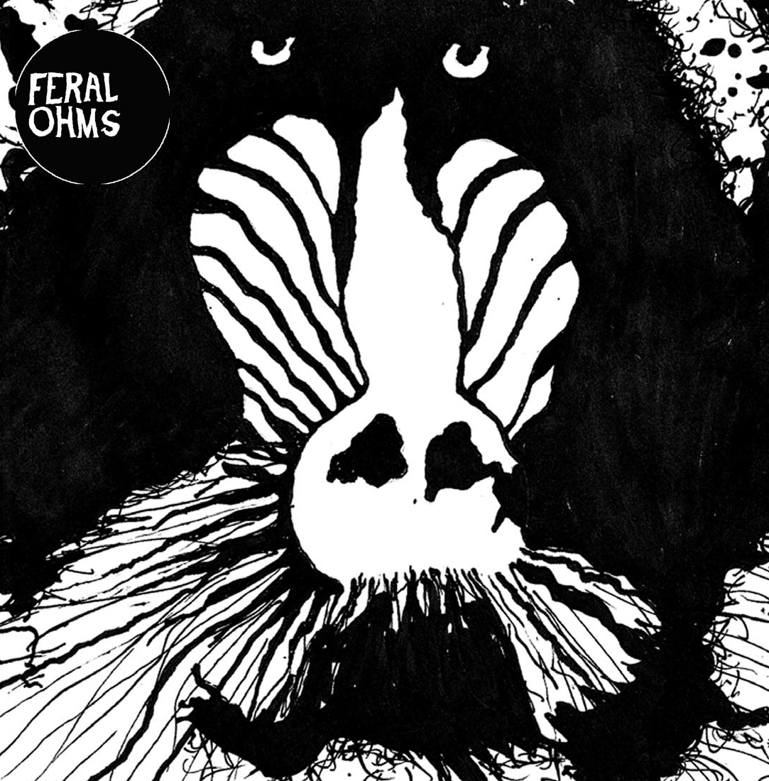 FERAL OHMS - SUPER APE / THE SNAKE