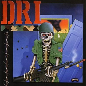 D.R.I. - THE DIRTY ROTTEN