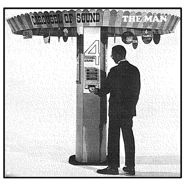 THE MAN - CAROUSEL OF SOUND