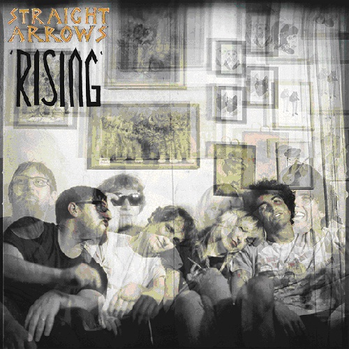 STRAIGHT ARROWS - RISING