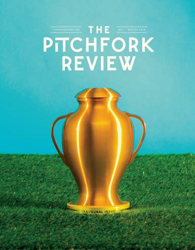 PITCHFORK REVIEW - ISSUE #1
