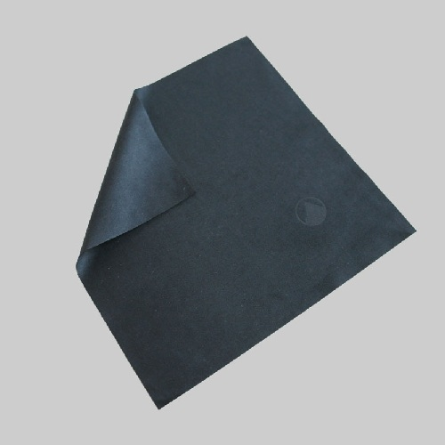 ERASED TAPES COLLECTION - Embossed Micro Fibre Cleaning Cloth for Vinyl Records