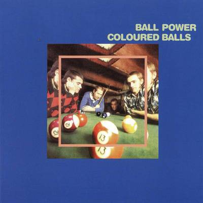 COLORED BALLS - BALL POWER