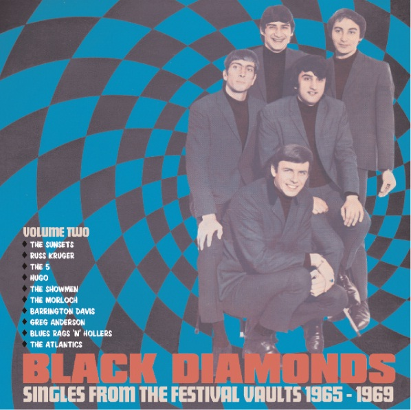 VARIOUS - BLACK DIAMONDS: SINGLES FROM THE FESTIVAL VAULTS 2