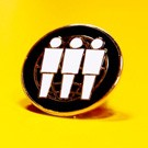 THIRD MAN MERCHANDISE - THIRD MAN LAPEL PIN