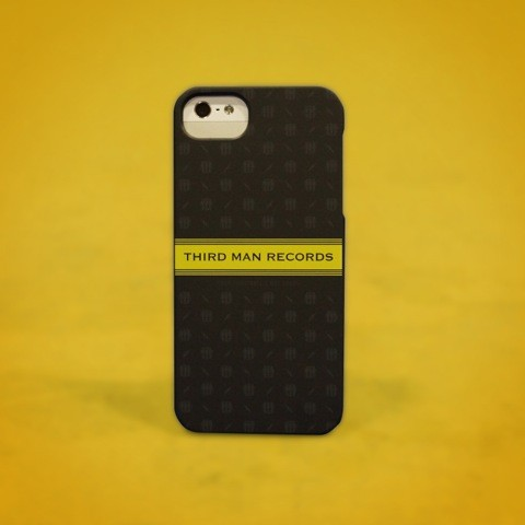THIRD MAN MERCHANDISE - TMR PATTERN IPHONE 5 CASE