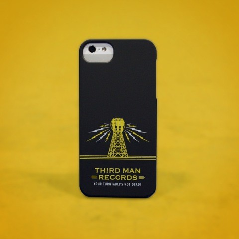 THIRD MAN MERCHANDISE - TESLA TOWER IPHONE 5 CASE