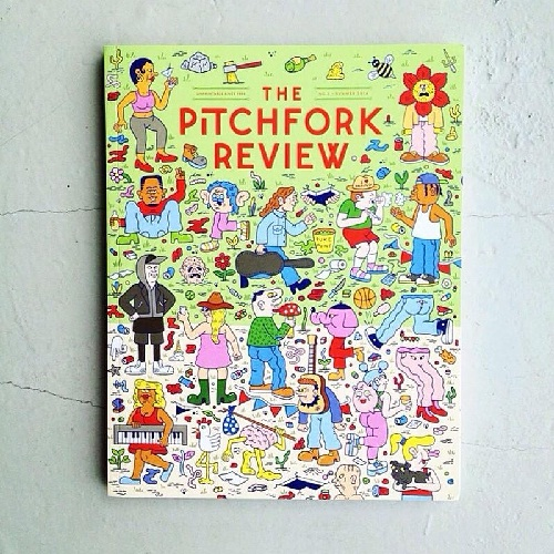 PITCHFORK REVIEW - ISSUE #3
