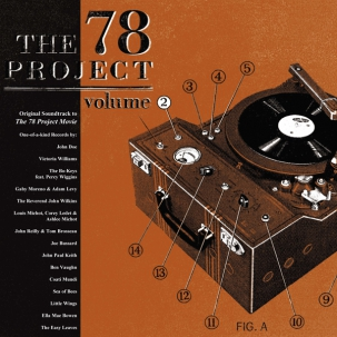 VARIOUS - THE 78 PROJECT: VOL 2