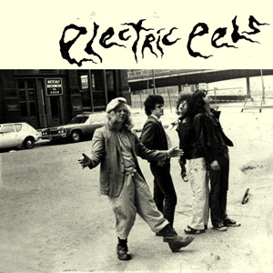 ELECTRIC EELS - ACCIDENT B/W WREACK AND ROLL