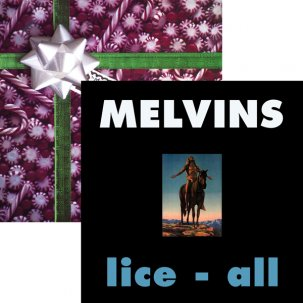 MELVINS - EGGNOG / LICE ALL