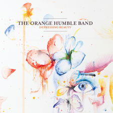 ORANGE HUMBLE BAND - DEPRESSING BEAUTY