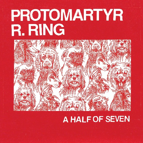 PROTOMARTYR / R.RING - A HALF OF SEVEN