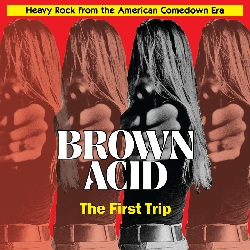VARIOUS - BROWN ACID - THE FIRST TRIP