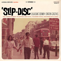 VARIOUS - SLIP-DISC: DISHOOM'S LONDON BOMBAY GROOVES