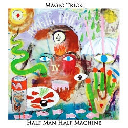 MAGIC TRICK - HALF MAN HALF MACHINE