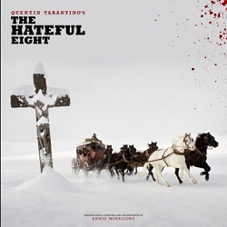 VARIOUS - OST: THE HATEFUL EIGHT (U.S. IMPORT) (MORRICONE/TARANTINO)