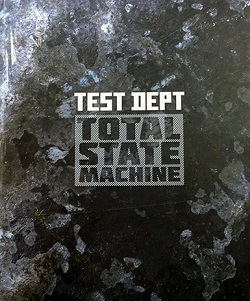 TEST DEPT.  - TOTAL STATE MACHINE