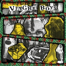 VIAGRA BOYS - CONSISTENCY OF ENERGY