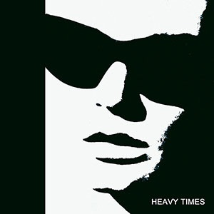 HEAVY TIMES - BLACK SUNGLASSES