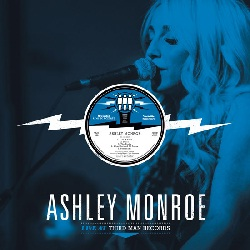 ASHLEY MONROE - LIVE AT THIRD MAN RECORDS