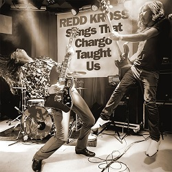 REDD KROSS / SIDE EYES - SONGS THAT CHARGO TAUGHT US
