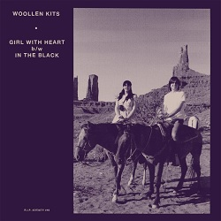 WOOLLEN KITS - GIRL WITH HEART