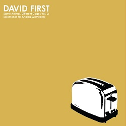 DAVID FIRST - SAME ANIMAL, DIFFERENT CAGES VOL: 2 SOLOMONOS FOR ANALOG SYNTHESIZER