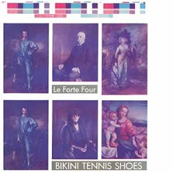 LE FORTE FOUR  - BIKINI TENNIS SHOES