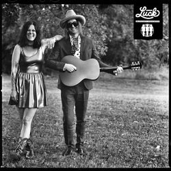 LILLY HIATT & AARON LEE TASJAN - LUCK MANSION SESSIONS (DOUBLE A -SIDE)
