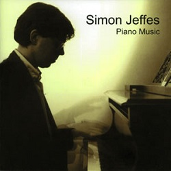 SIMON JEFFES - PIANO MUSIC