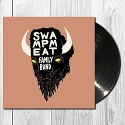 SWAMPMEAT FAMILY BAND - TOO MANY THINGS TO HIDE