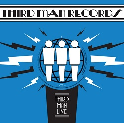 O - LIVE AT THIRD MAN RECORDS