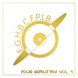 EARTH GIRL HELEN BROWN - FOUR SATELITTES VOL: 1