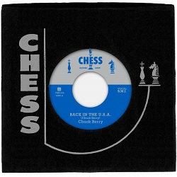CHUCK BERRY - BACK IN THE U.S.A. / MEMPHIS TENNESSEE