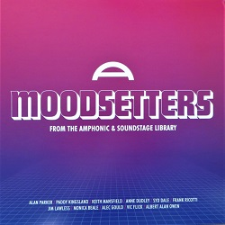 VARIOUS - MOODSETTERS: FROM THE AMPHONIC & SOUNDSTAGE LIBRARIES
